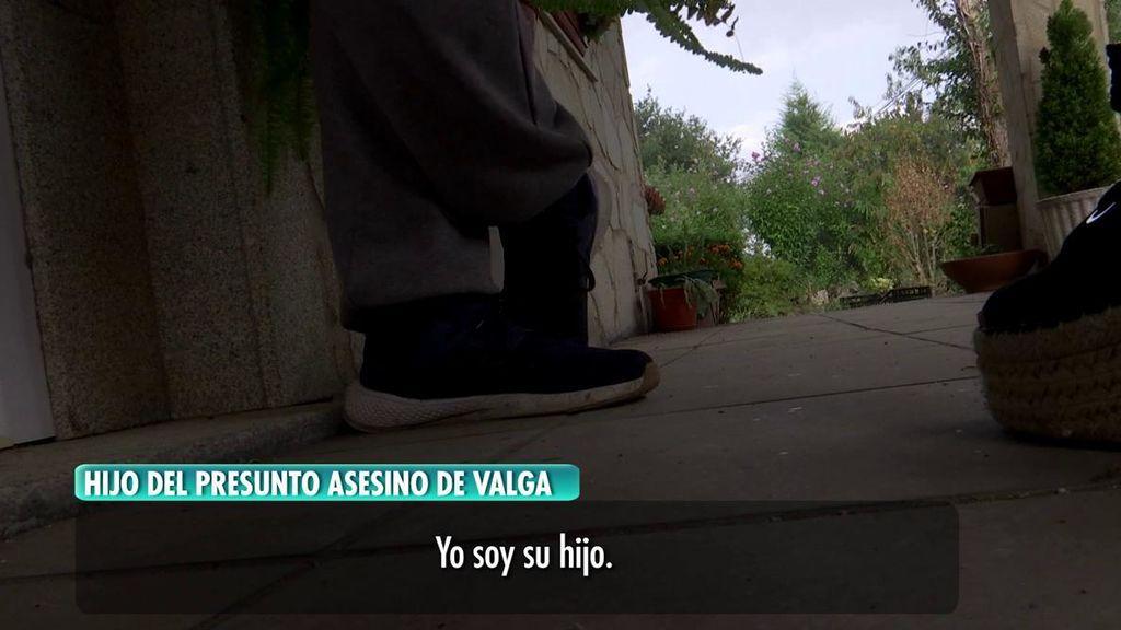 Habla el hijo mayor del presunto asesino de Valga