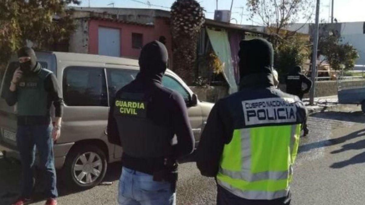 El histórico narco Antonio 'El Tomate' cae en una macrooperación contra el tráfico de drogas