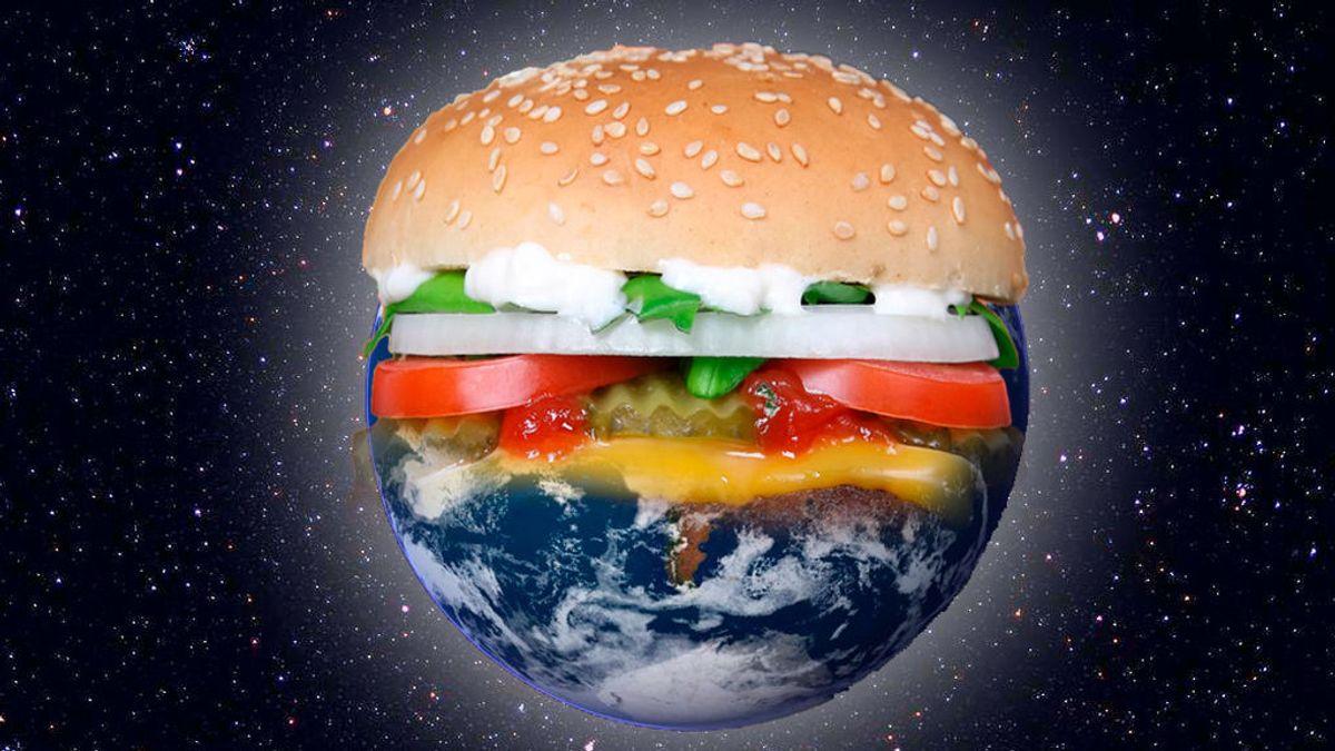 La hamburguesa que quiere cambiar el mundo