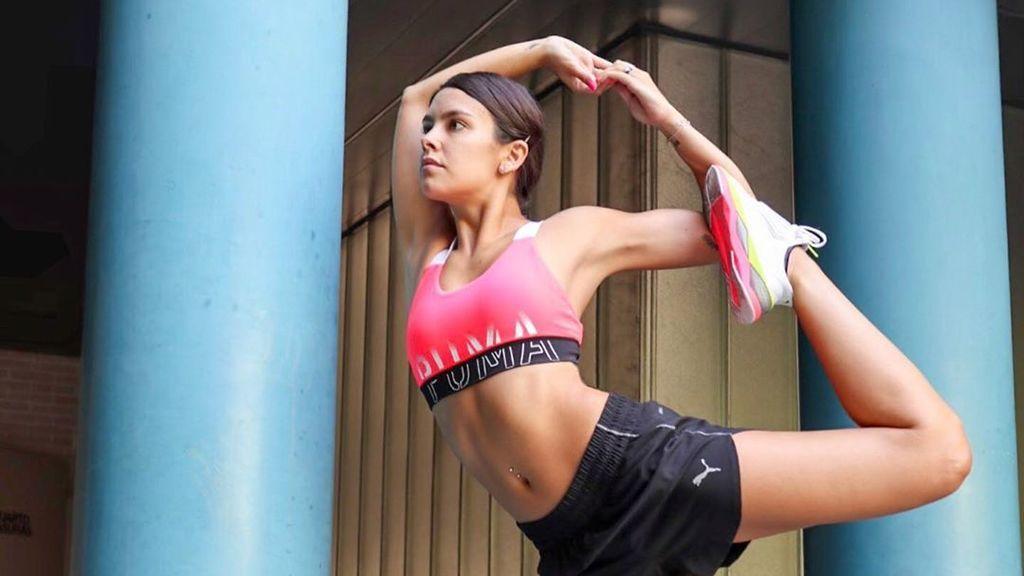 """Cristina Pedroche muestra las consecuencias de un duro entrenamiento: """"He sudado tanto que parece pis"""""""