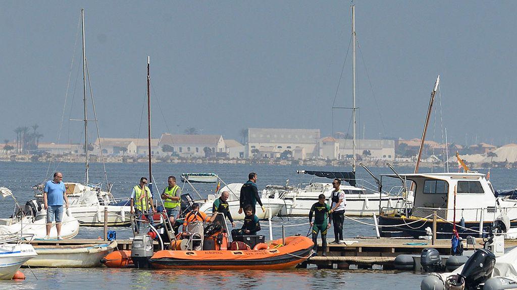 La avioneta siniestrada en el Mar Menor había realizado este miércoles otro vuelo y fue revisada antes del accidente