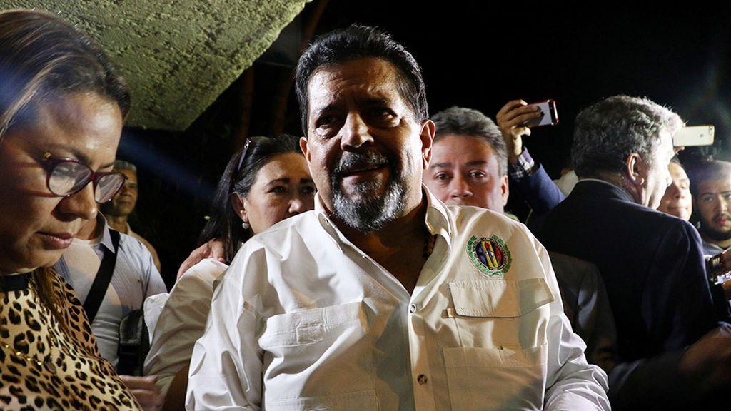 Venezuela libera al opositor vicepresidente del Parlamento tras cuatro meses en la cárcel