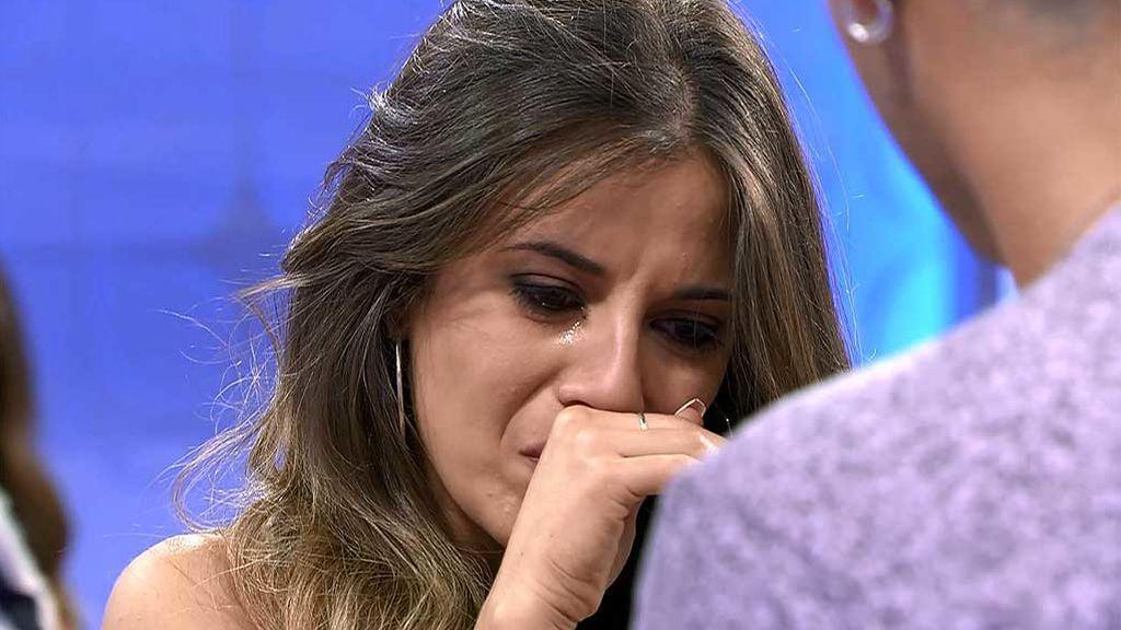 Jenni llora tras escuchar a Marco