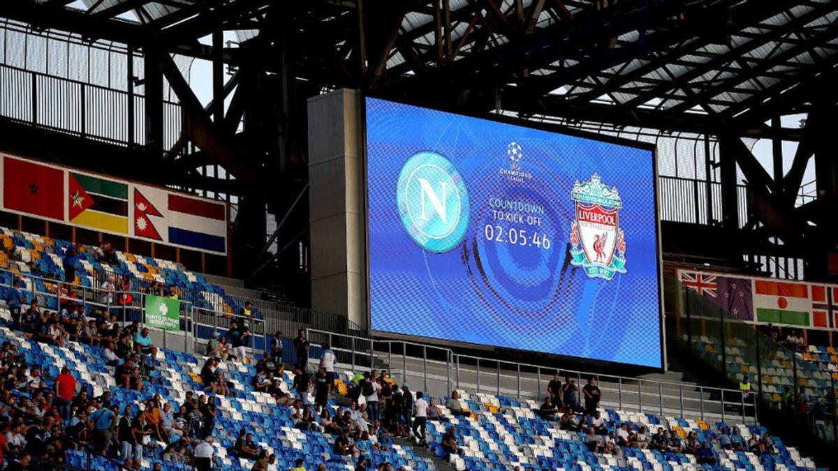 Napoles -Liverpool