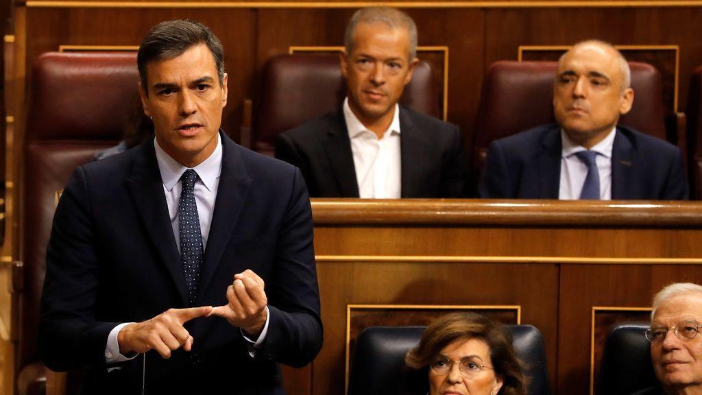 """Casado a Sánchez: """"Las elecciones las carga el diablo"""""""