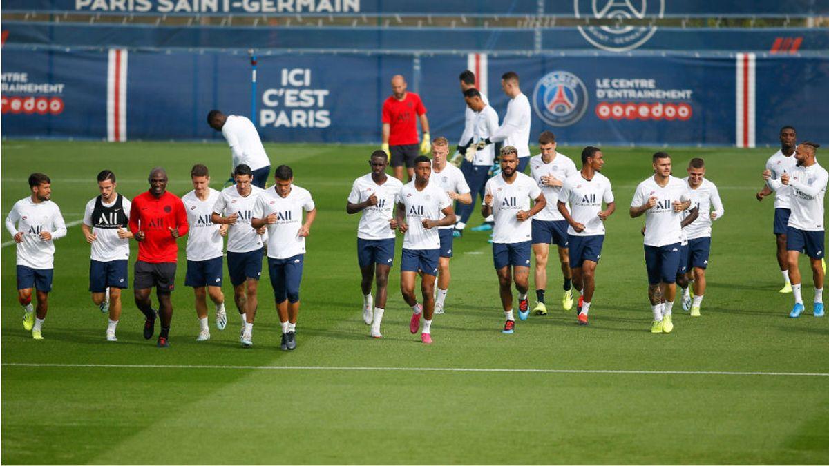 Antidopaje vigila a los jugadores del PSG por los 'chicles de cafeína' que usan en los partidos