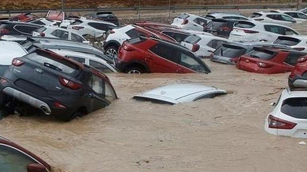 Inundaciones y tu coche: Hasta qué punto se puede mojar el motor sin romperse