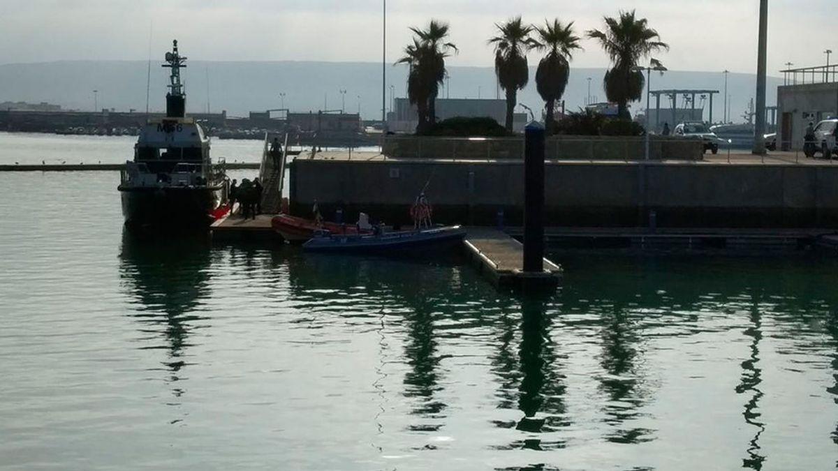 Hallado el cuerpo del submarinista desaparecido hace diez días en la costa de Cádiz