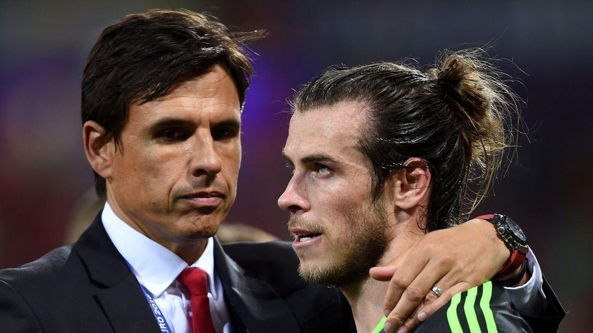 """""""Gareth Bale habla un español perfecto"""", dice el ex-entrenador de la selección de Gales Chris Coleman"""