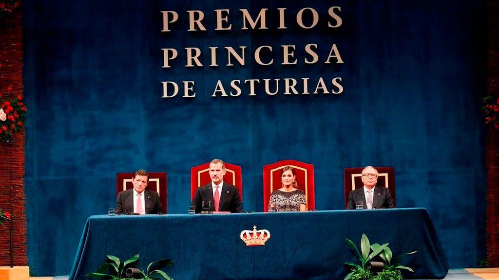 """Una subveción """"excepcional"""" para salvar al próxima edición de los Premios Princesa Asturias"""