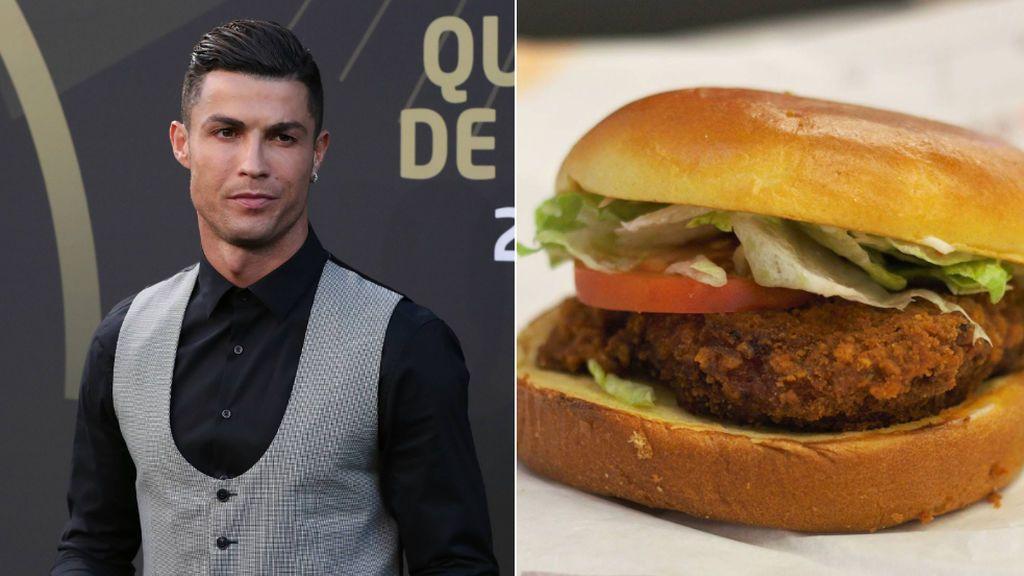 """Cristiano busca a una mujer que le regalaba hamburguesas cuando no tenía dinero: """"Se que se llama Edna"""""""