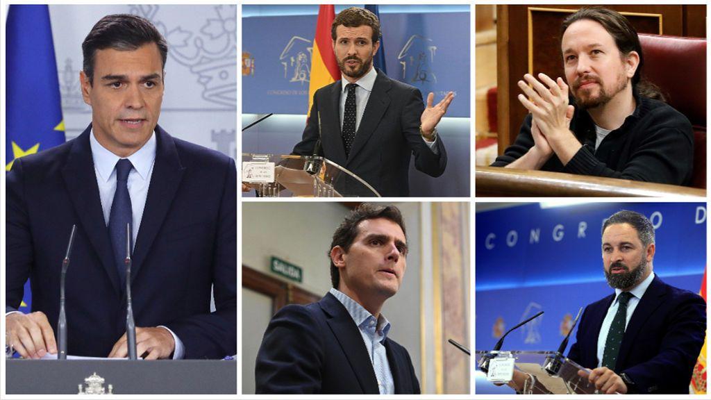 ¿A quién votarás en las próximas elecciones generales?