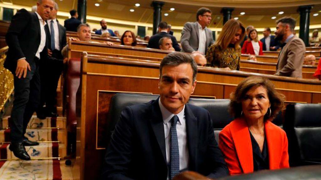 El PSOE, a por los votos de Ciudadanos