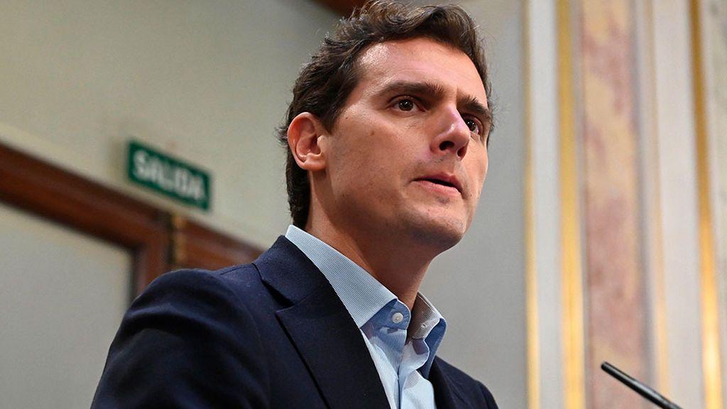 Rivera ofrece un pacto postelectoral al PP después del 10N