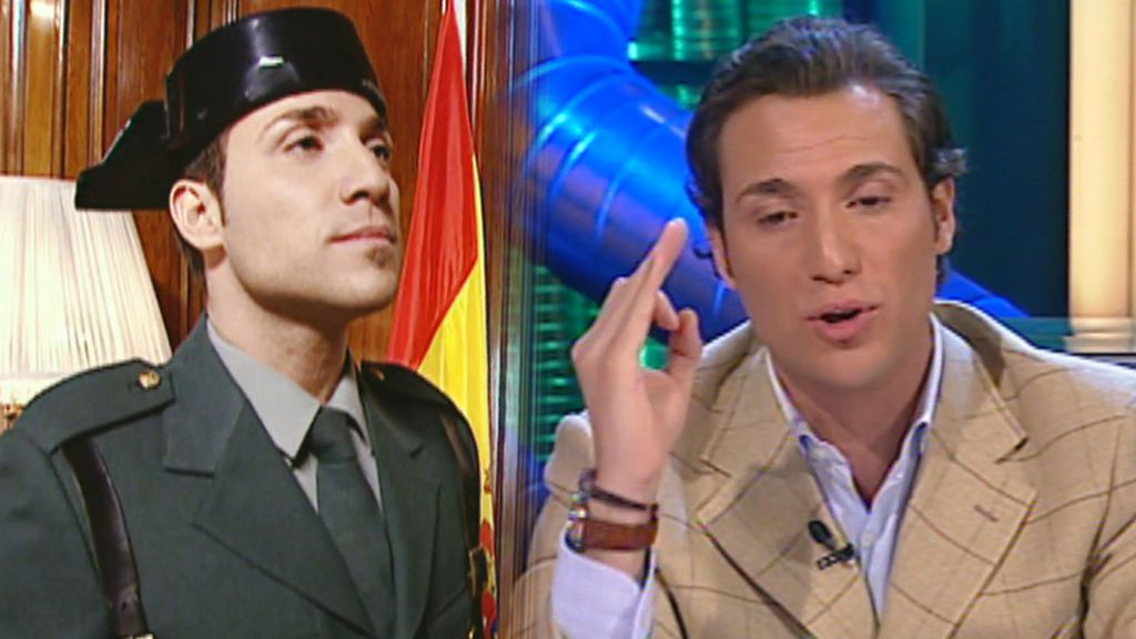 La otra 'curva de la vida' de Antonio David: su pasado televisivo antes de 'GH VIP 7'