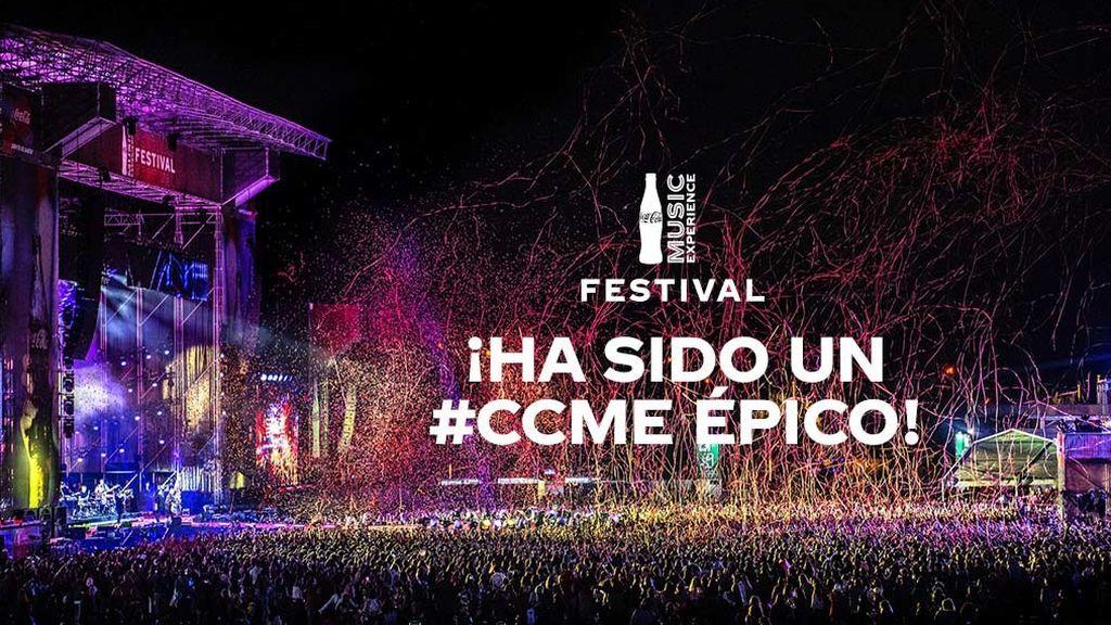Gracias por hacer del Coca-cola Music Experience un auténtico festivalazo