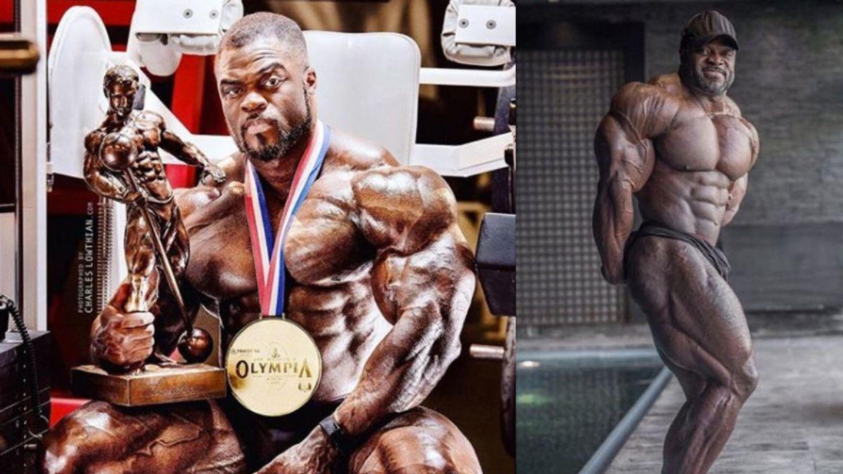 La dieta de Brandon Curry, el nuevo 'Mr Olympia': come ocho veces al día y pesa 120 kilos
