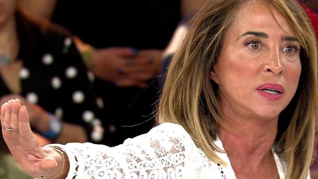 """Antonio David mintió """"como un bellaco"""" narrando su separación y su conflicto con Rocío Carrasco, según María Patiño"""