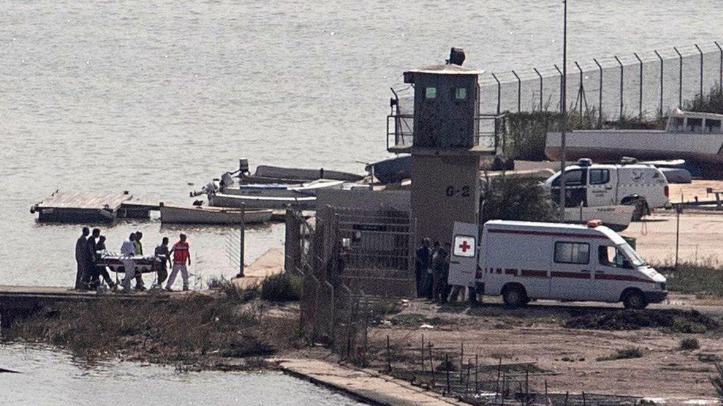 Mueren un instructor y su alumna al estrellarse en el Mar Menor con su  avioneta del Ejército del Aire
