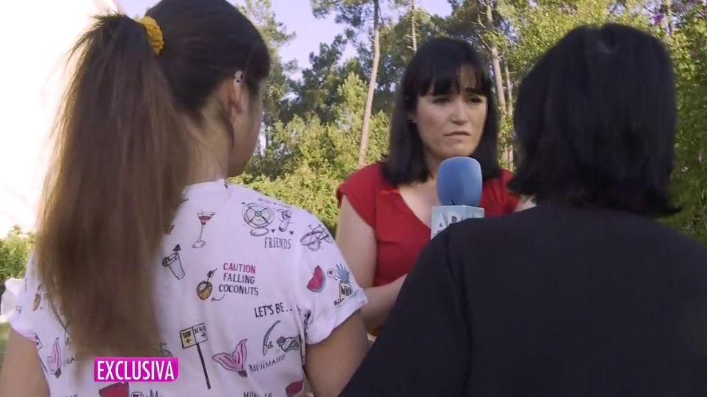 La entrevista exclusiva a la madre y la hermana de Abet, el acusado por el triple crimen de Valga