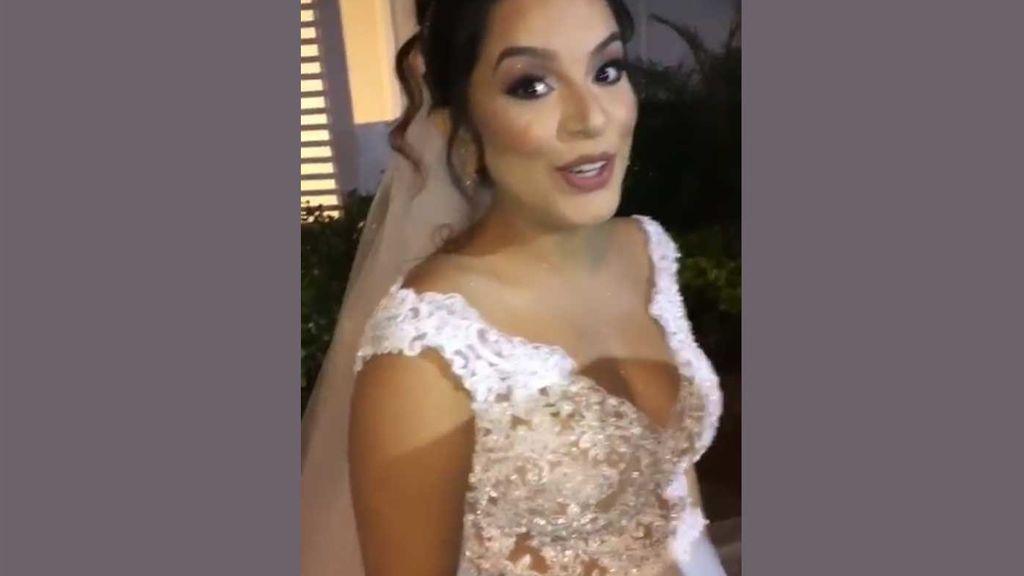 Una novia embarazada muere minutos antes de llegar al altar por un derrame cerebral
