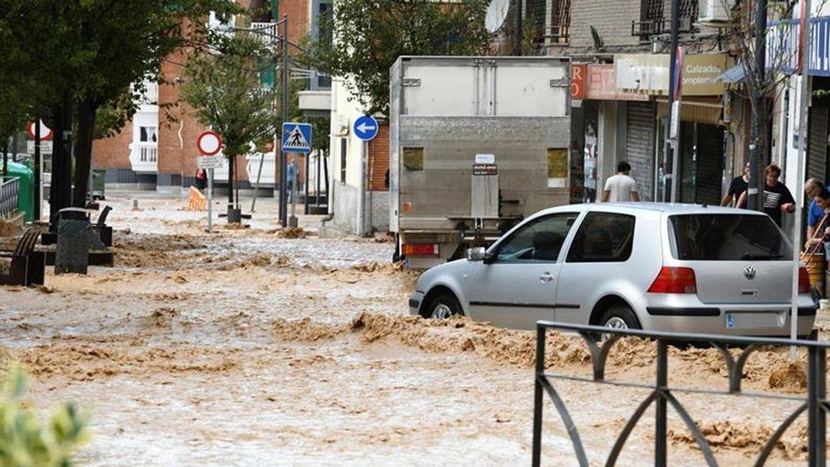 Las aseguradoras preparan 203 millones de euros por los destrozos de la gota fría