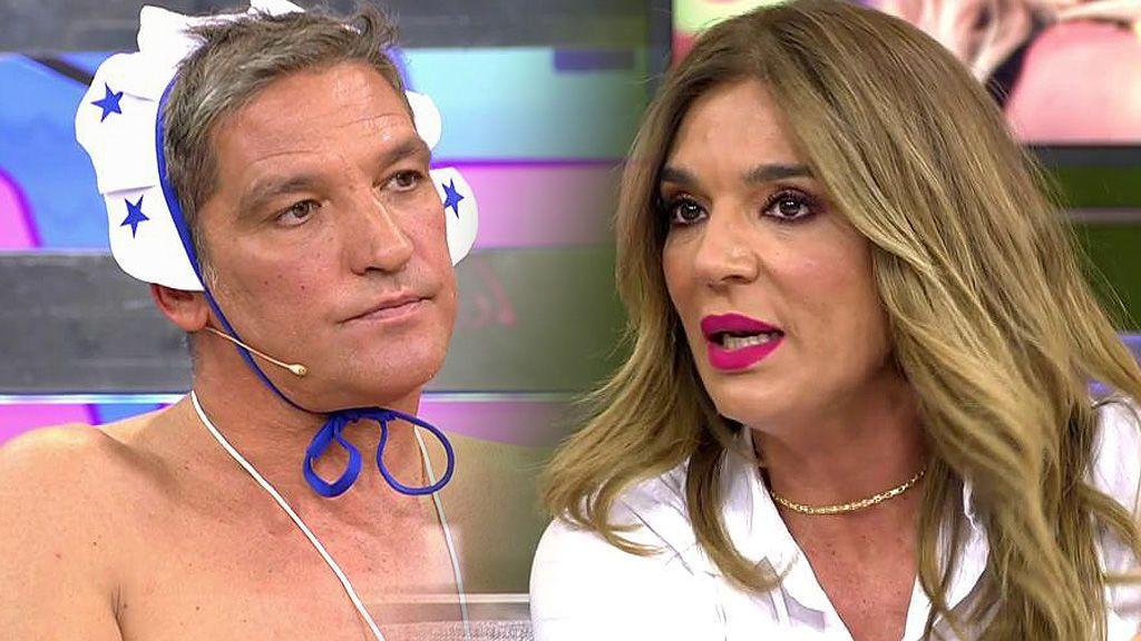 Raquel Bollo y Gustavo González, enfrentados de nuevo