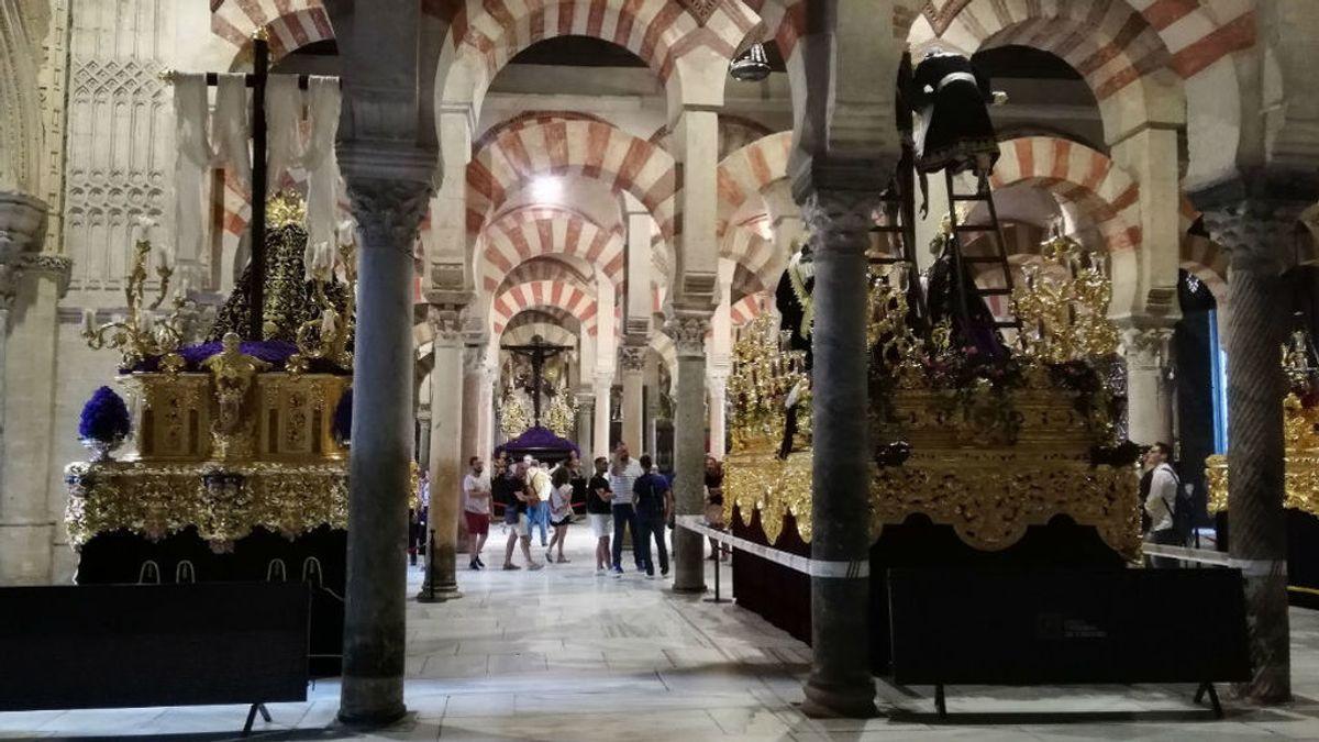 Los 43 pasos de la controversia en la Mezquita-Catedral de Córdoba