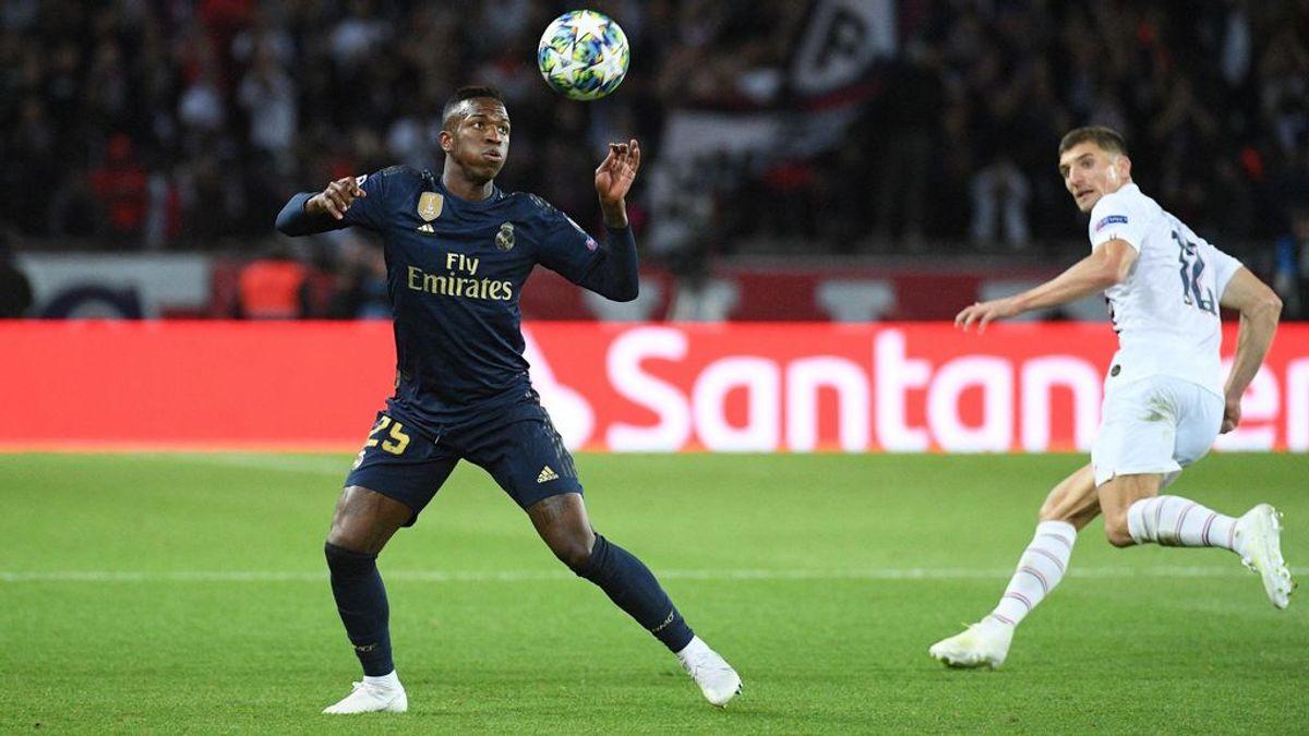 Las notas de la durísima derrota del Real Madrid en París: ¿Qué jugadores están señalados?