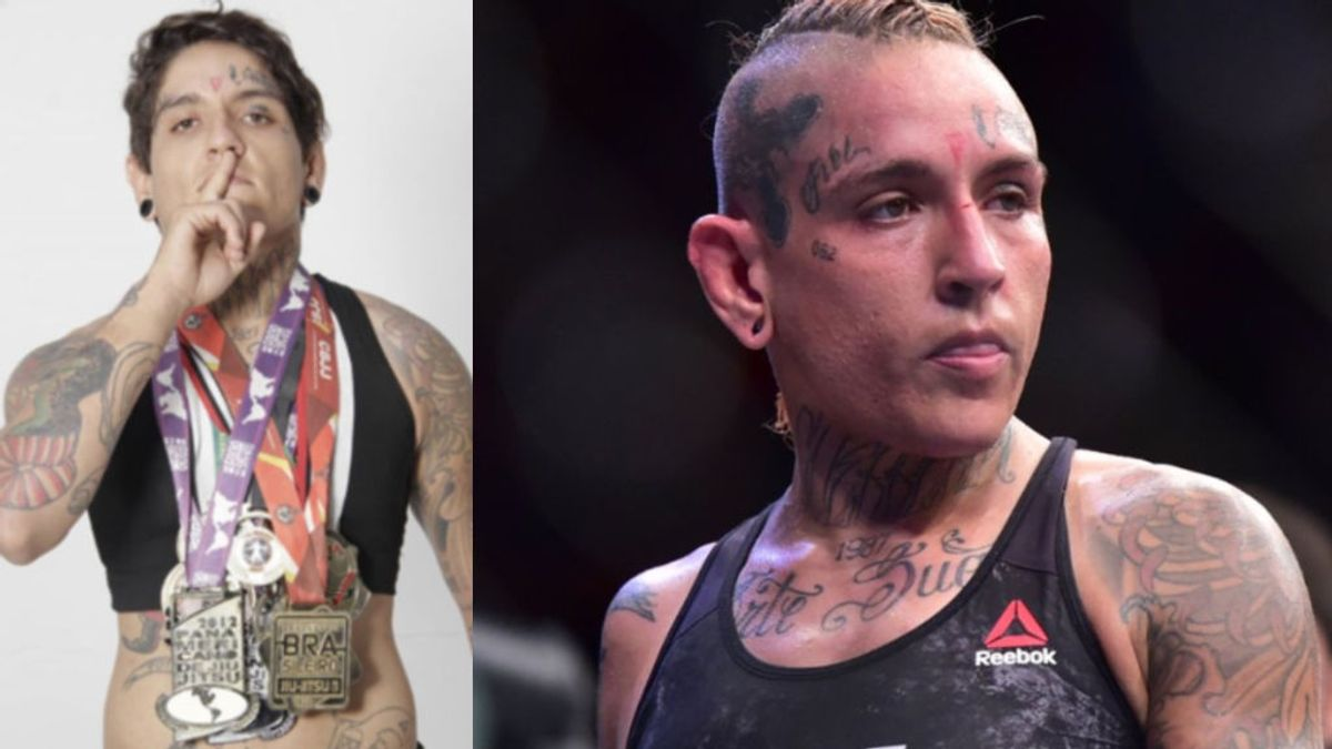 """Una luchadora expulsada de la UFC por uso de esteroides: """"Quería ser un ejemplo para niños y mujeres"""""""
