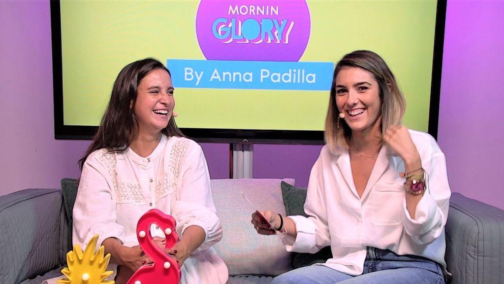 MorninGlory by Anna Padilla: Ponemos a prueba a nuestra presentadora