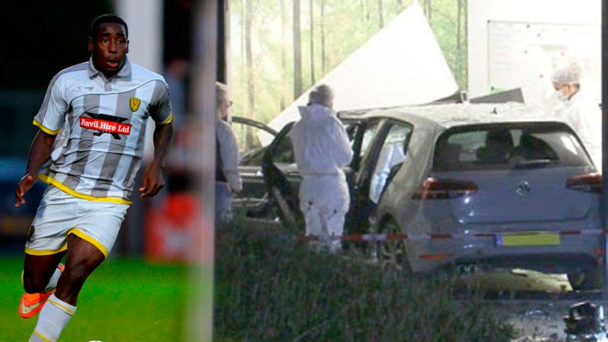 Encuentran muerto a un futbolista holandés en su coche tras un tiroteo en Amsterdam
