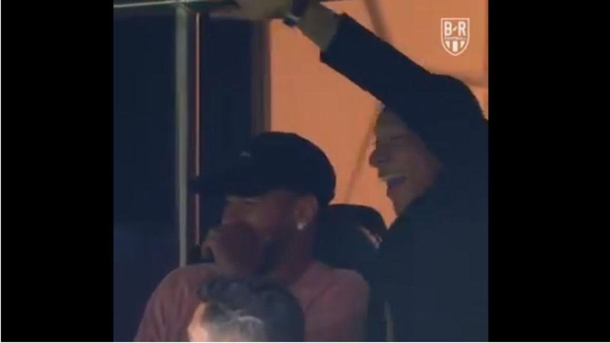 """Las risas de Neymar y Mbappé con la goleada del PSG al Real Madrid: """"Queríamos estar jugando"""""""