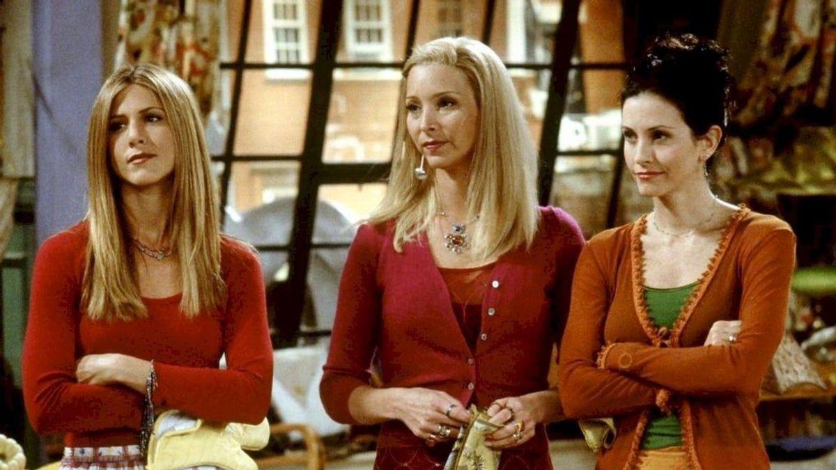 9 tendencias de hoy que los protagonistas de Friends pusieron de moda hace 25 años