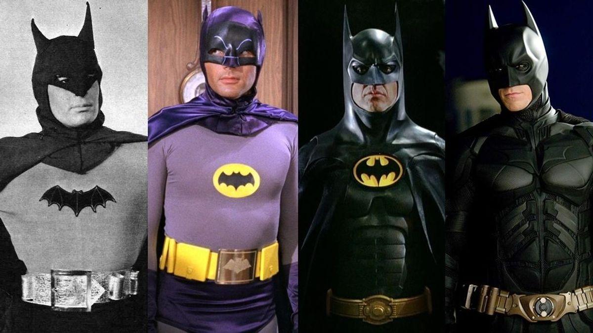 Día Mundial de Batman: Elige a tu actor favorito de este gran superhéroe que cumple 80 años