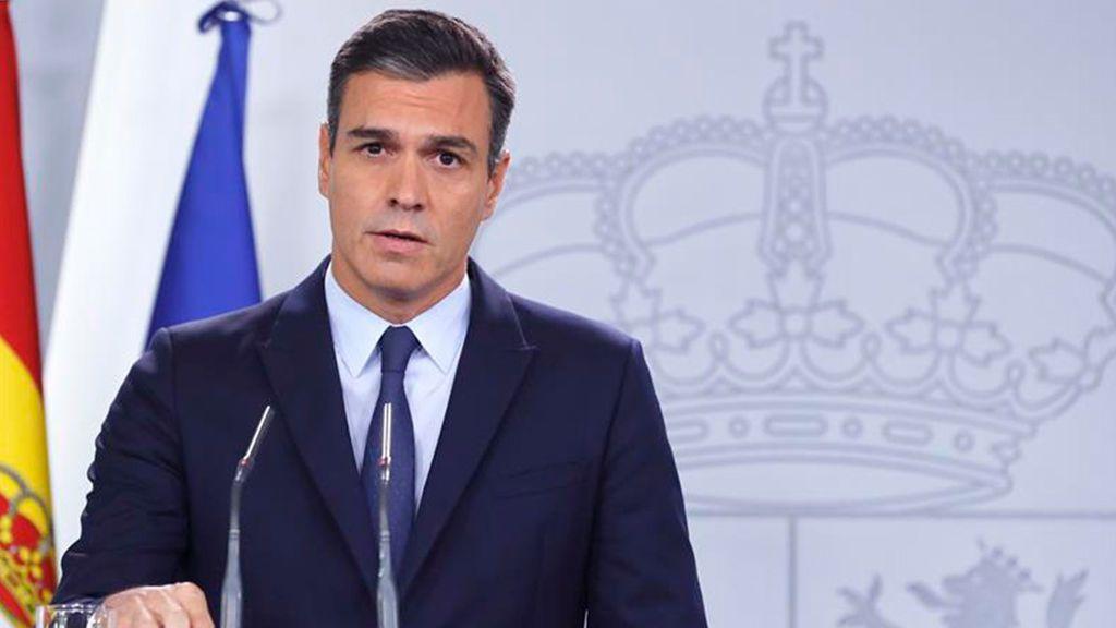 """Pedro Sánchez:  """"Con un gobierno de coalición con Podemos, no podría dormir por las noches"""""""