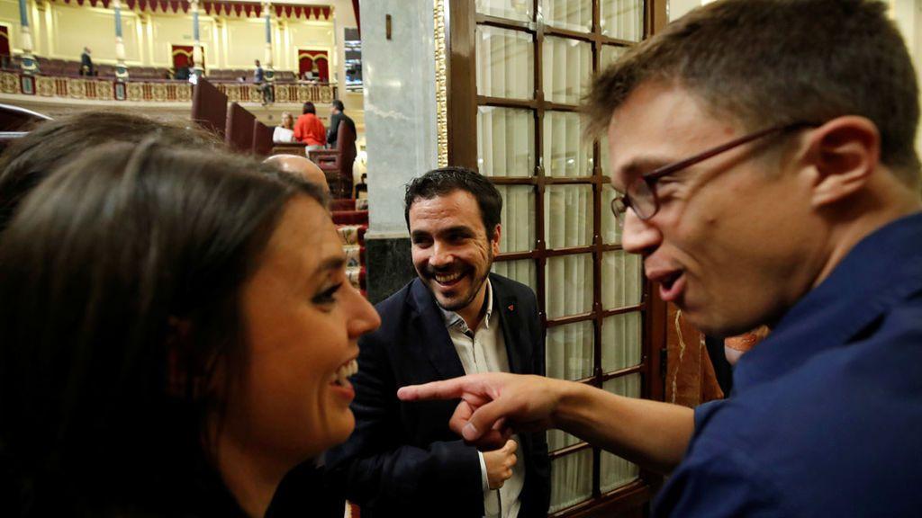 Irene Montero no tiene miedo a que Errejón se presente a las elecciones generales