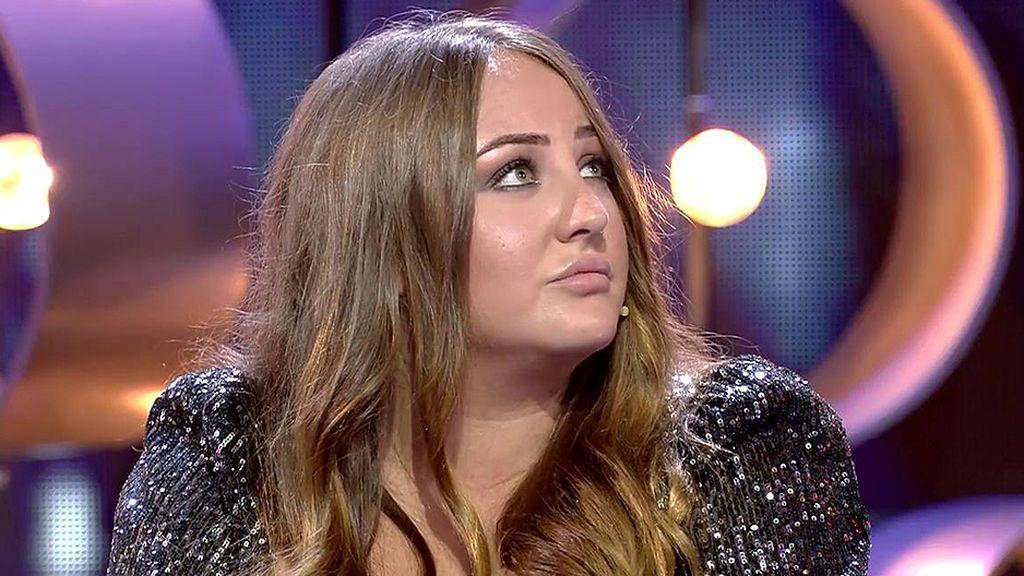Rocío Flores, enfadada con todas las especulaciones que se han hecho sobre ella