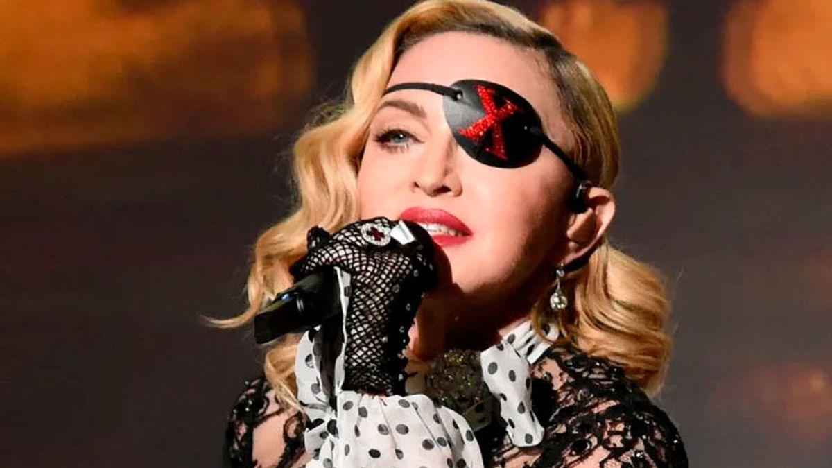 Israel demanda a Madonna por su polémica actuación en Eurovisión