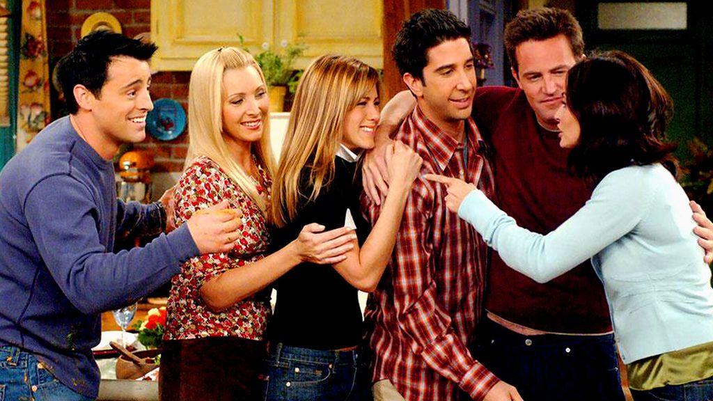 'Friends' cumple 25 años: 9+1 frases de sus protagonistas que pasaron a la historia