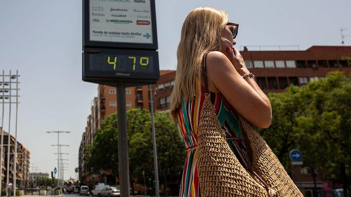 El mes de julio registra las temperaturas más altas desde 1880