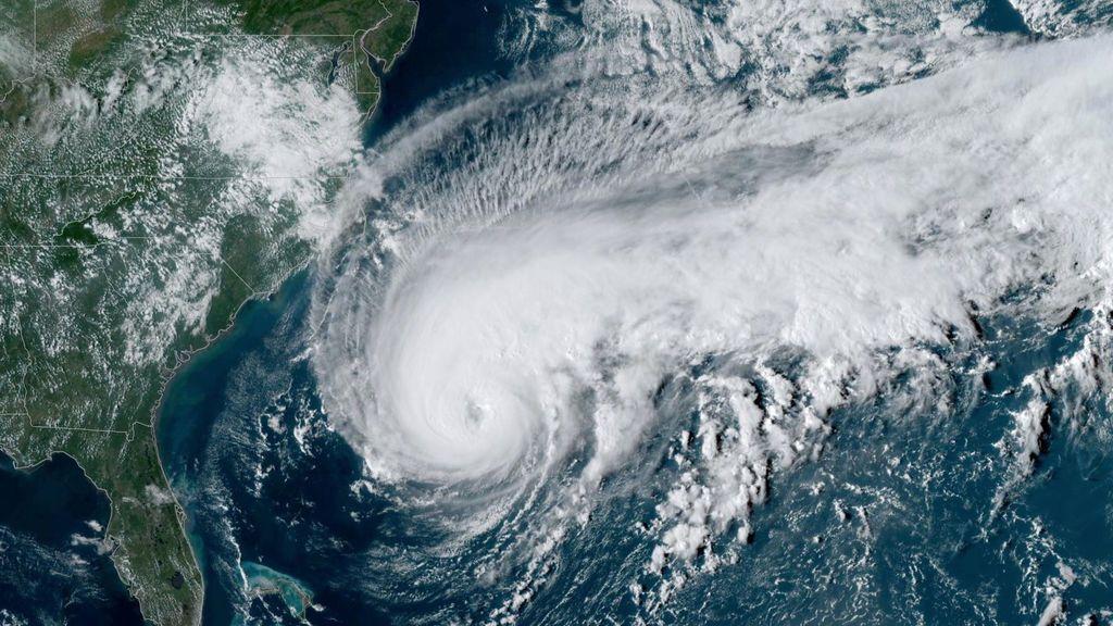 El huracán Humberto que ronda el Atlántico se dirige a Europa: cómo nos va a afectar