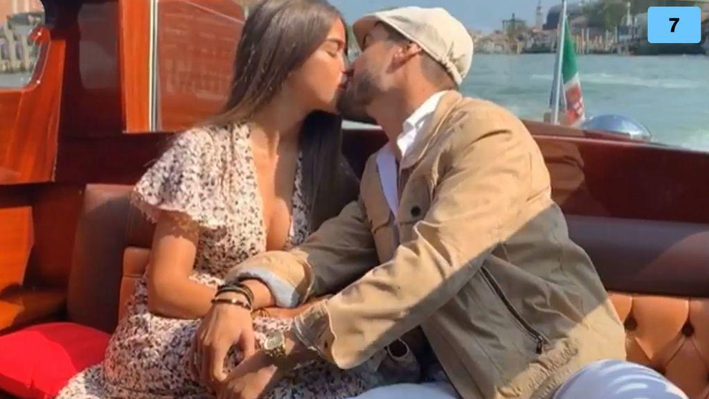 """La aventura de Violeta y Fabio en el Festival de Venecia: """"Ojalá volver como actriz"""" (2/2)"""