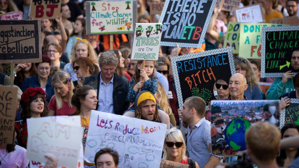 Edimburgo se queda pequeño para luchar contra el cambio climático
