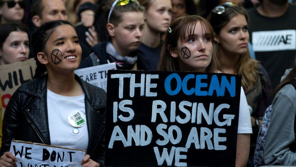 Los océanos son la clave para los jóvenes de Londres