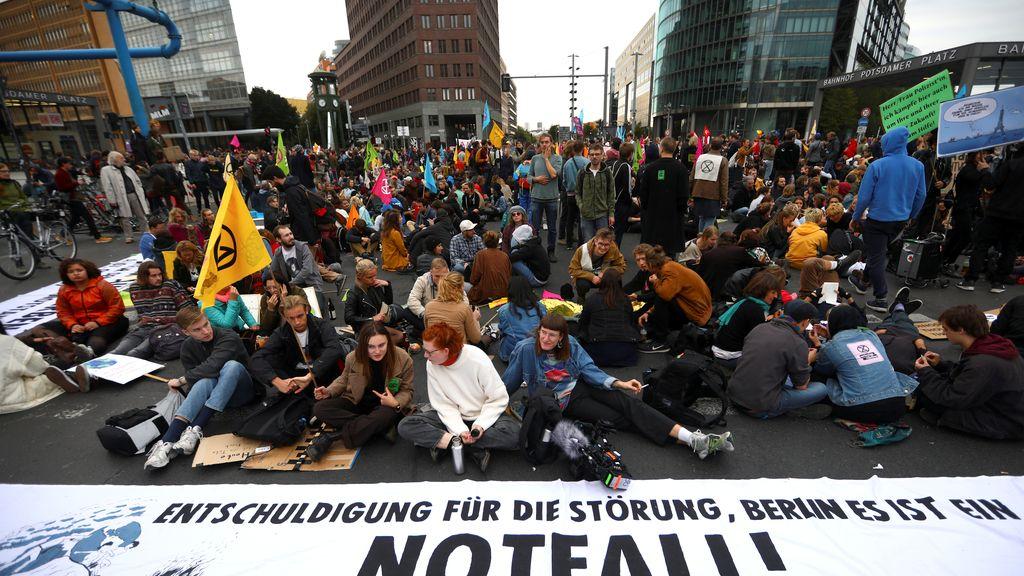 Huelga por el clima en todo el mundo