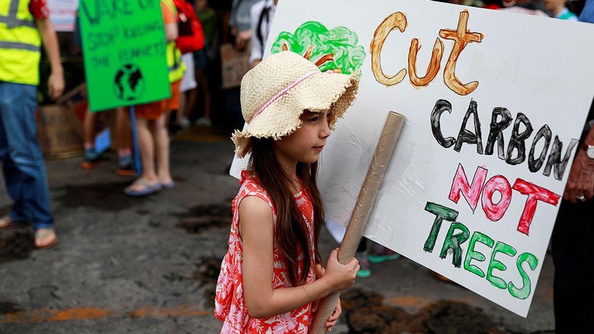 Millones de personas salen a las calles por el clima en todo el mundo