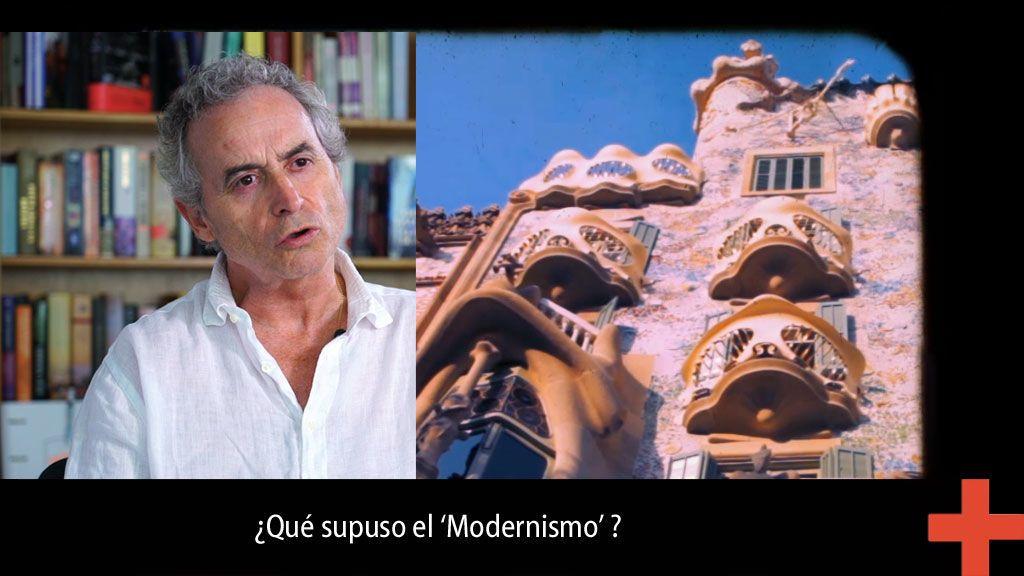 """Ildefonso Falcones: """"El Modernismo fue una explosión de ingenio, magia y creatividad no sólo en la arquitectura"""""""