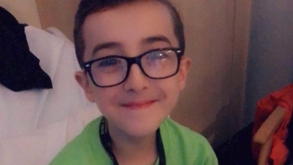 Descubre que el catarro de su hijo de 10 años era cáncer cerebral