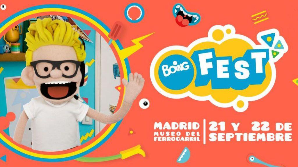 La primera edición del Boing Fest arranca en Madrid este fin de semana